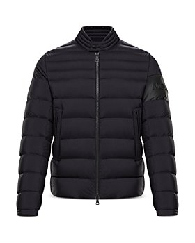 Moncler - Aree Down Biker Jacket