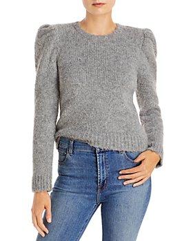 Derek Lam 10 Crosby - Puff Sleeve Sweater