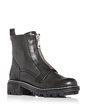 rag & bone - Women's Shiloh Zip Combat Boots