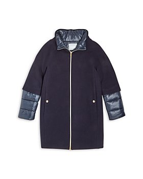 Herno - Girls' Woven Quilted Jacket - Big Kid