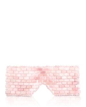 Rose Quartz Eye Mask