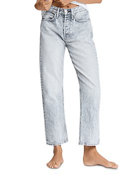 rag & bone - Maya Cotton Ankle Jeans in Acid