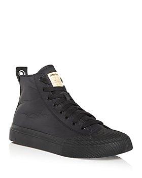 Diesel - Men's S-Astico High Top Sneakers