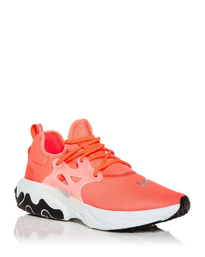 Nike - Men's React Presto Low Top Sneakers