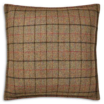 Ralph Lauren - Grosvner Plaid Throw Pillow