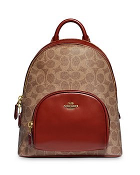 COACH - Carrie 23 Mini Backpack