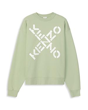 Kenzo Sweatshirts SPORT X LOGO SWEATSHIRT