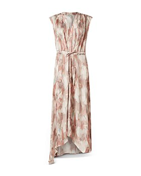 ALLSAINTS - Tate Chennai Printed Dress  - 100% Exclusive