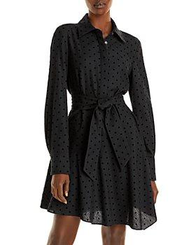 Derek Lam 10 Crosby - Alecia Asymmetric Shirt Dress