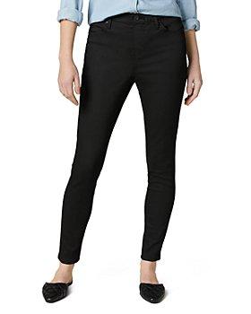 JAG Jeans - Valentina Pull On Skinny Jeans in Forever Black