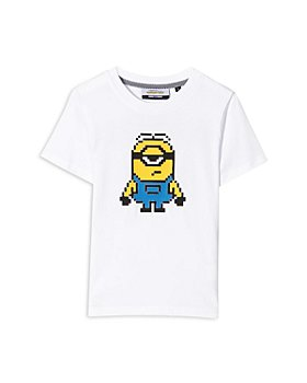 8-Bit by Mostly Heard Rarely Seen - Boys' Mini Stuart Tee - Little Kid, Big Kid