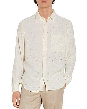 Sandro - Polka Dot Shirt