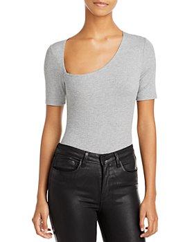 AQUA - Asymmetric Bodysuit - 100% Exclusive