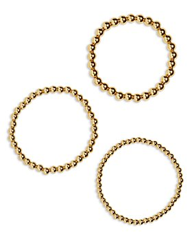 BAUBLEBAR - Pisa Beaded Stretch Bracelets, Set of 3