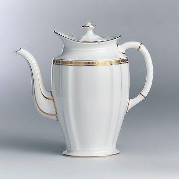 """Royal Crown Derby - """"Carlton Gold"""" Coffee Pot"""