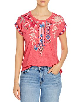 Johnny Was - Florence Relaxed Tee
