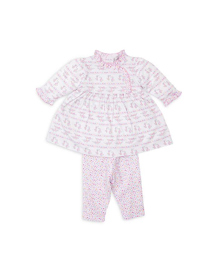 Kissy Kissy - Girls' Printed Dress & Pants Set - Baby