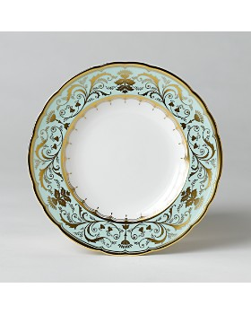 "Royal Crown Derby - ""Darley Abbey"" Salad Plate, 8"""