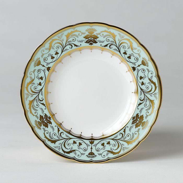 """Royal Crown Derby - """"Darley Abbey"""" Salad Plate, 8"""""""