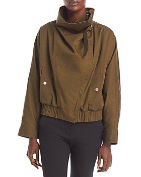 3.1 Phillip Lim - Stand Collar Twill Jacket