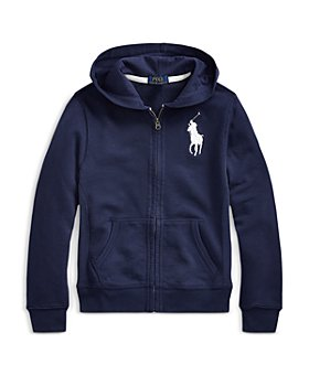 Ralph Lauren - Boys' Zip Up Hoodie - Big Kid
