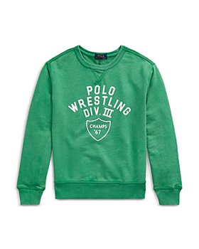 Ralph Lauren - Boys' Sweatshirt - Little Kid, Big Kid