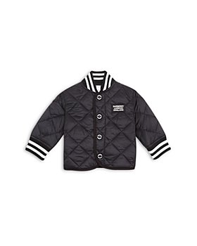 Burberry - Boys' Delaney Quilted Baseball Jacket - Baby