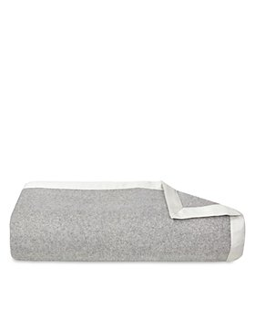 Yves Delorme - Nymphe Cashmere Blankets