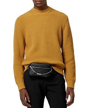 The Kooples - Cotton Blend Cable Knit Sweater