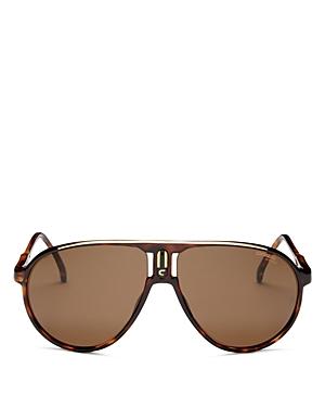 Unisex Champion Brow Bar Aviator Sunglasses