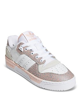 Adidas - Women's Rivalry Low Top Lace Up Sneakers