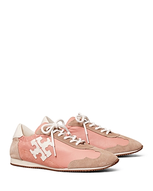 Tory Burch Lace-ups WOMEN'S TORY LACE UP SNEAKERS