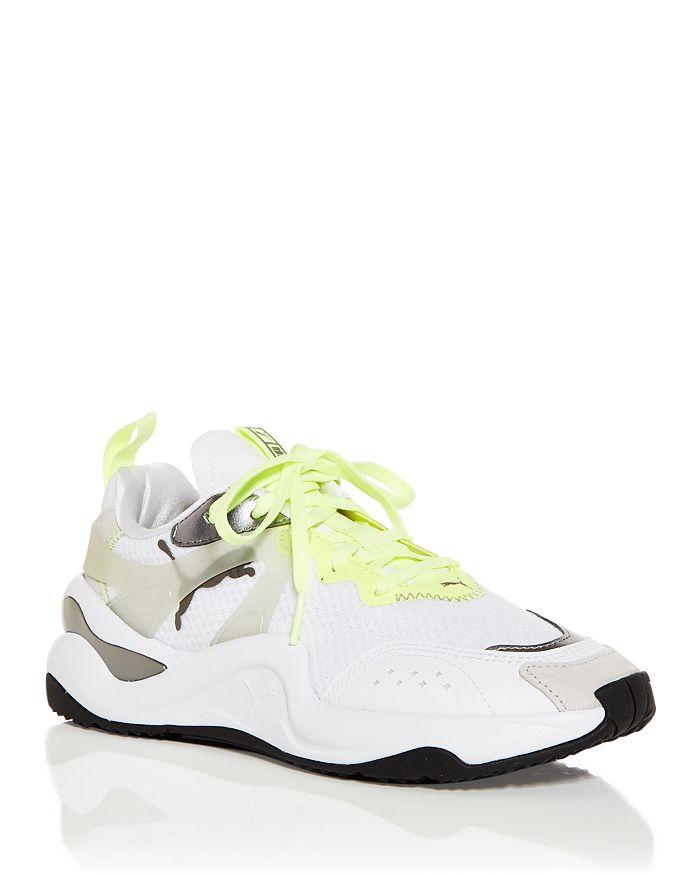 PUMA - Women's Rise Glow Low Top Sneakers