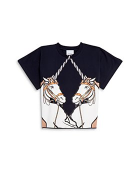 Burberry - Girls' Lilia Unicorn Tee - Little Kid, Big Kid