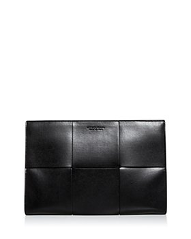 Bottega Veneta - Woven Leather Document Bag
