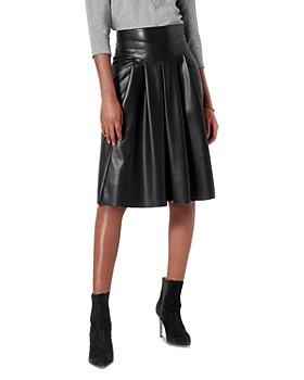 Joie - Ordell Vegan Leather Skirt
