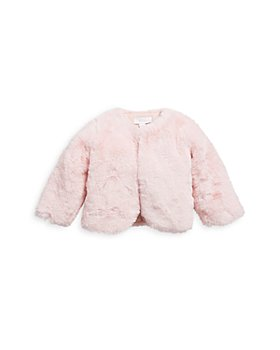 Miniclasix - Girls' Faux Fur Jacket - Baby