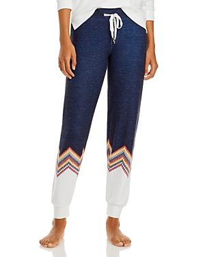 Pj Salvage Peachy Jersey Knit Lounge Pants-Women