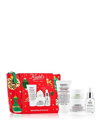 Kiehl's Since 1851 - Brighten Up & Glow Gift Set ($132 value)