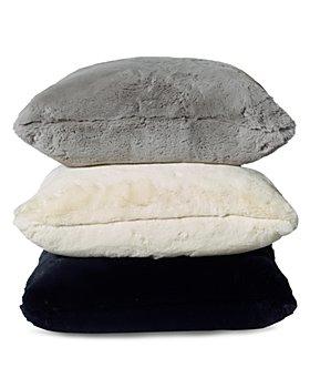 Magaschoni - Big Rabbit Faux Fur Pillow