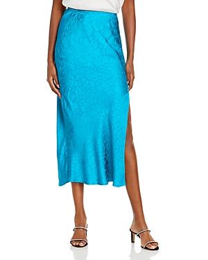 Andamane Eve Printed Midi Skirt