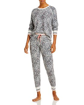 PJ Salvage - Printed Pajama Top & Printed Pajama Pants