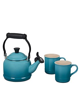 Le Creuset - Kettle and Mug Set