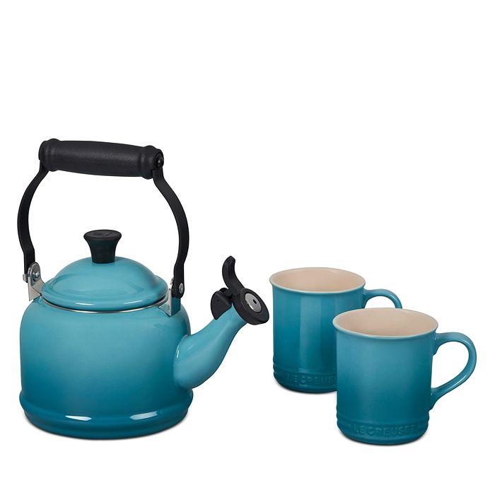 Le Creuset - Kettle and Mug Set