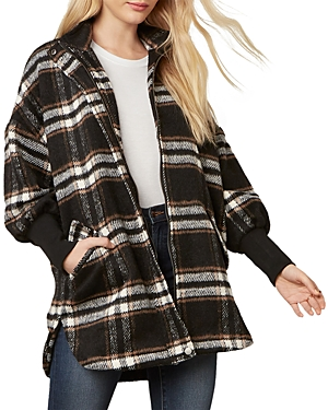 Bb Dakota Plaid Times Jacket-Women
