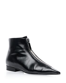 Stella McCartney - Women's Zip It Pointed Booties