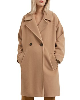 Gerard Darel - Seth Oversized Double-Breasted Wool Coat