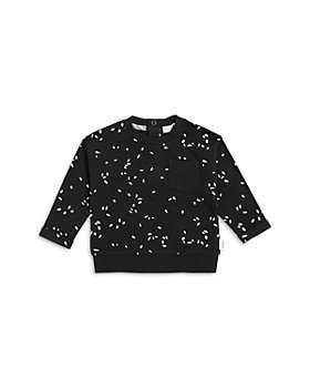 Miles Baby - Unisex Printed Knit Top - Baby