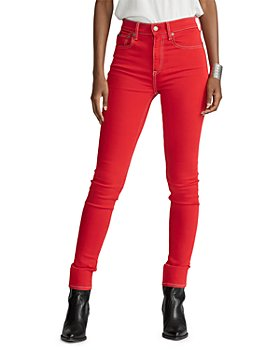 Ralph Lauren - Tompkins High Rise Skinny Jeans