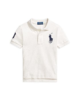 Ralph Lauren - Boys' Heathered Cotton Polo Shirt - Little Kid